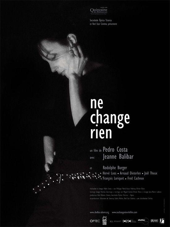 Ne Change rien : Noir &amp&#x3B; Blanc