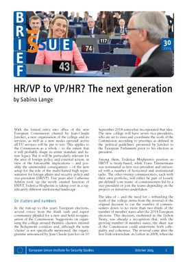 HR/VP to VP/HR? the next generation