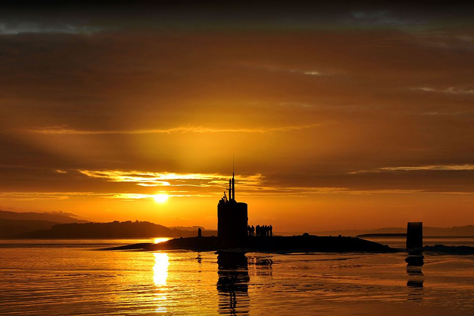 Ministry of Defence confirms future submarine basing plan