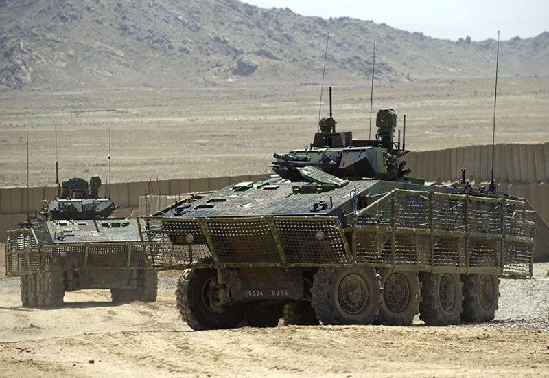 L'armée de terre a reçu le tiers de ses VBCI