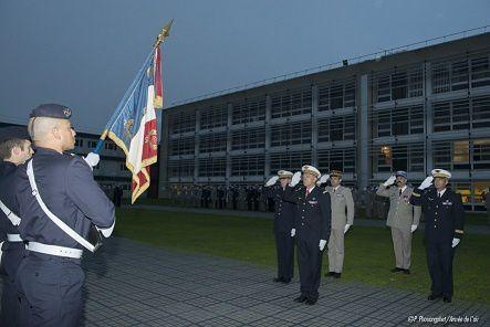 Inauguration du CSOA par le MGA
