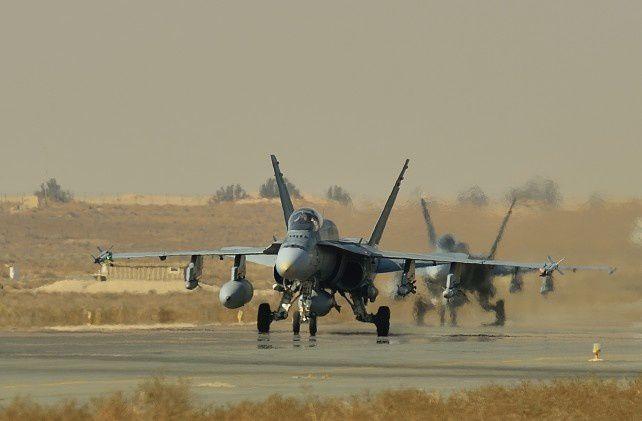 Lutte contre l'EI en Irak: rôle de soutien pour le Canada cette semaine