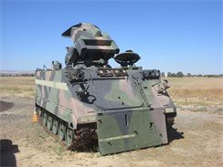 Extended &amp&#x3B; Protected M-113 APCs?
