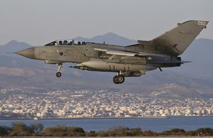 Air strikes in Iraq - updated: 3 Dec. 2014(UK MoD)