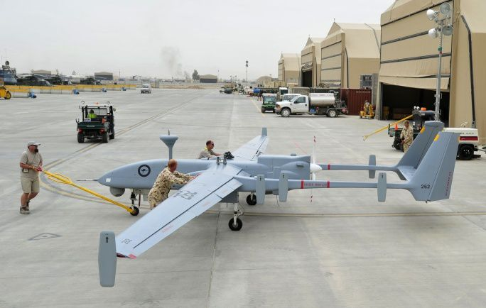 Australia's Heron mission ends in Afghanistan