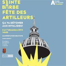 Fête de la Sainte-Barbe : démonstrations d'artillerie aux Invalides, les 6 et 7 décembre