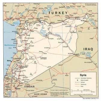 La Syrie accuse Israël d'avoir mené deux raids près de Damas