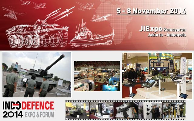 Indodefence 2014 - by SITTA