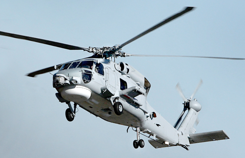 Indian Navy Selects Sikorsky's S-70B SEAHAWK® Aircraft for Multi-role Helicopter Requirement​