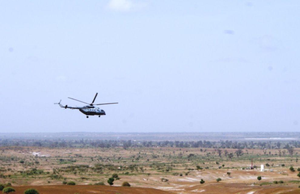 EFS : formation au guidage aérien tactique avancé (GATA) au Sénégal