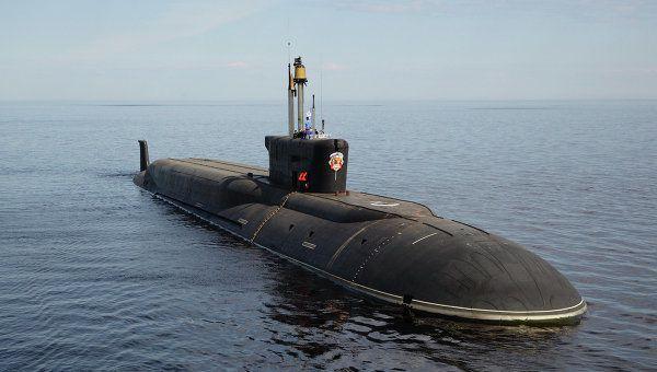 Un sous-marin nucléaire remis à la Marine russe