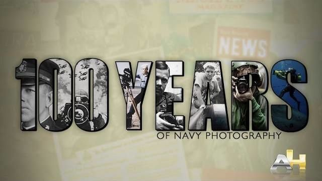 Documenting History through the Eyes of Navy Photographers