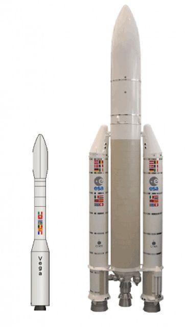 Airbus DS va fournir des composants électroniques du lanceur Vega