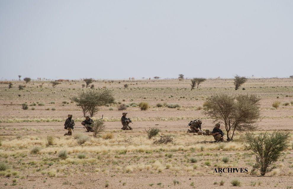 Opération Barkhane : neutralisation de terroristes