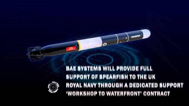 the spearfish torpedo Spearfish torpedo topic the spearfish torpedo (formally naval staff target 7525) is the heavy torpedo used by the submarines of the royal navy  it can be guided by wire or by autonomous active or passive sonar , and provides both anti-submarine warfare (asw) and anti-surface ship warfare (asuw) capability.
