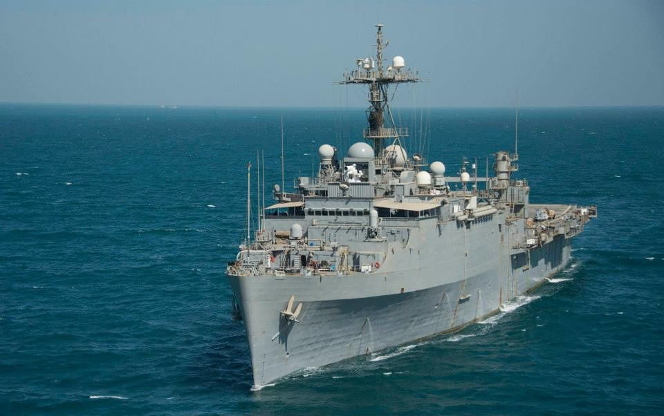 US Navy laser cannon shoots down drone in latest test