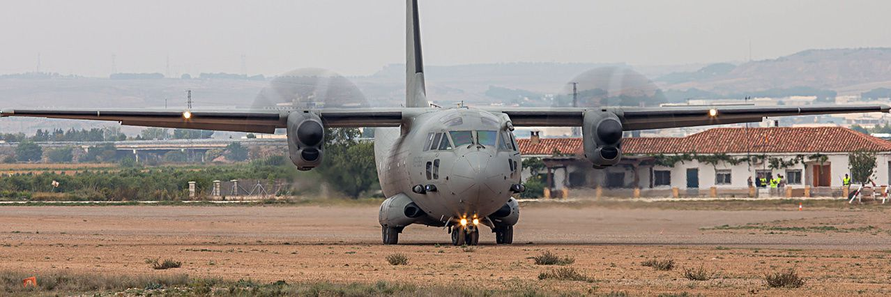 EDA holds first C-27J pooled maintenance and training meeting