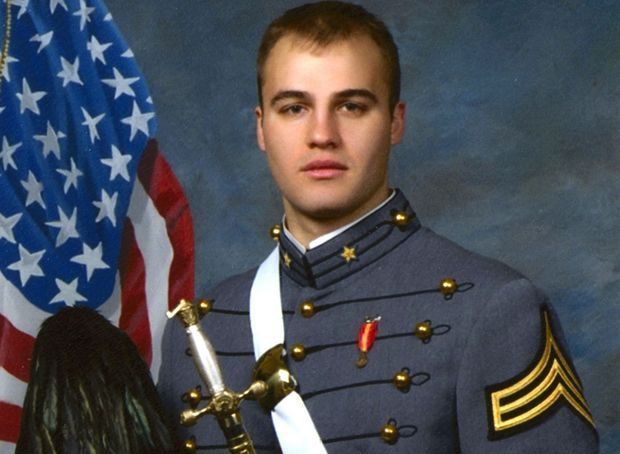 Lawrence Joseph Franks Jr., graduated from the U.S. Military Academy on May 31, 2008