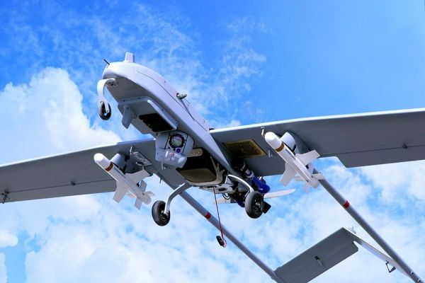 Small bombs, big effect: arming small UAVs with guided weapons