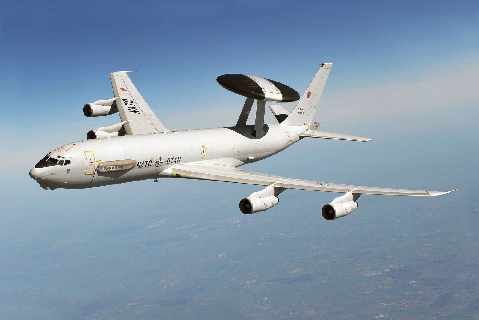 NATO sending spy planes near Russia practically every day, Russians complain