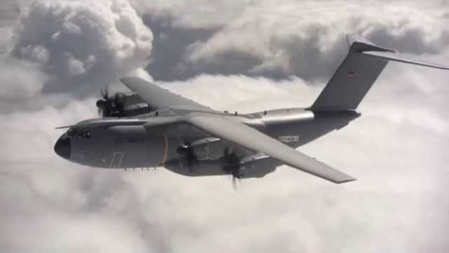 A400M Germany Complete Process