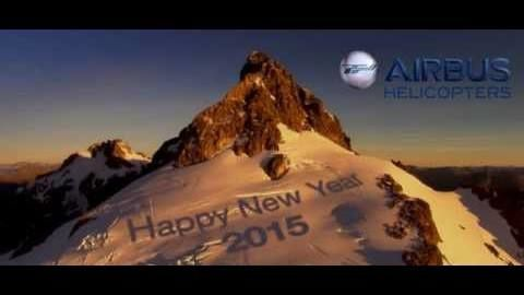 Airbus helicopters - Greetings 2015