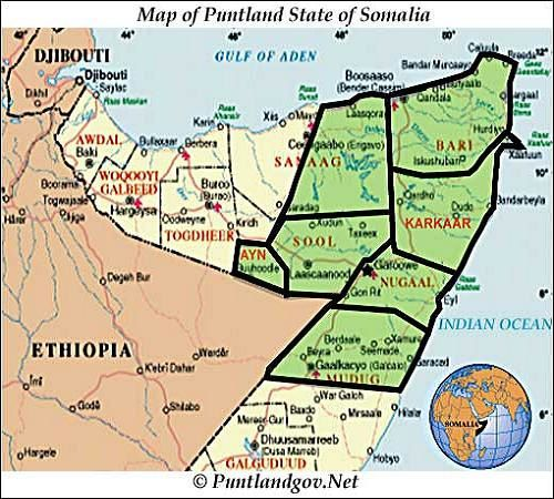 "Somali pirates are ""not defeated but dormant,"" says Puntland's Minister for Maritime Transport"