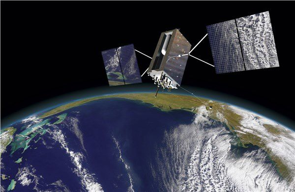 GPS III and OCX Successfully Demo Key Satellite Command and Control Capabilities