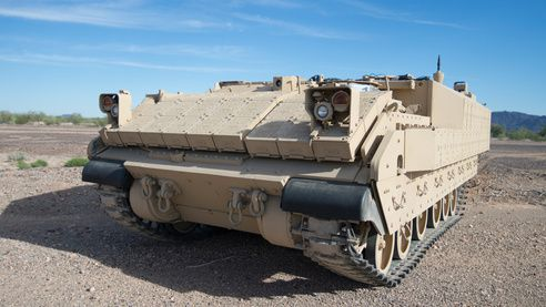 AMPV Armored Multi-Purpose Vehicle