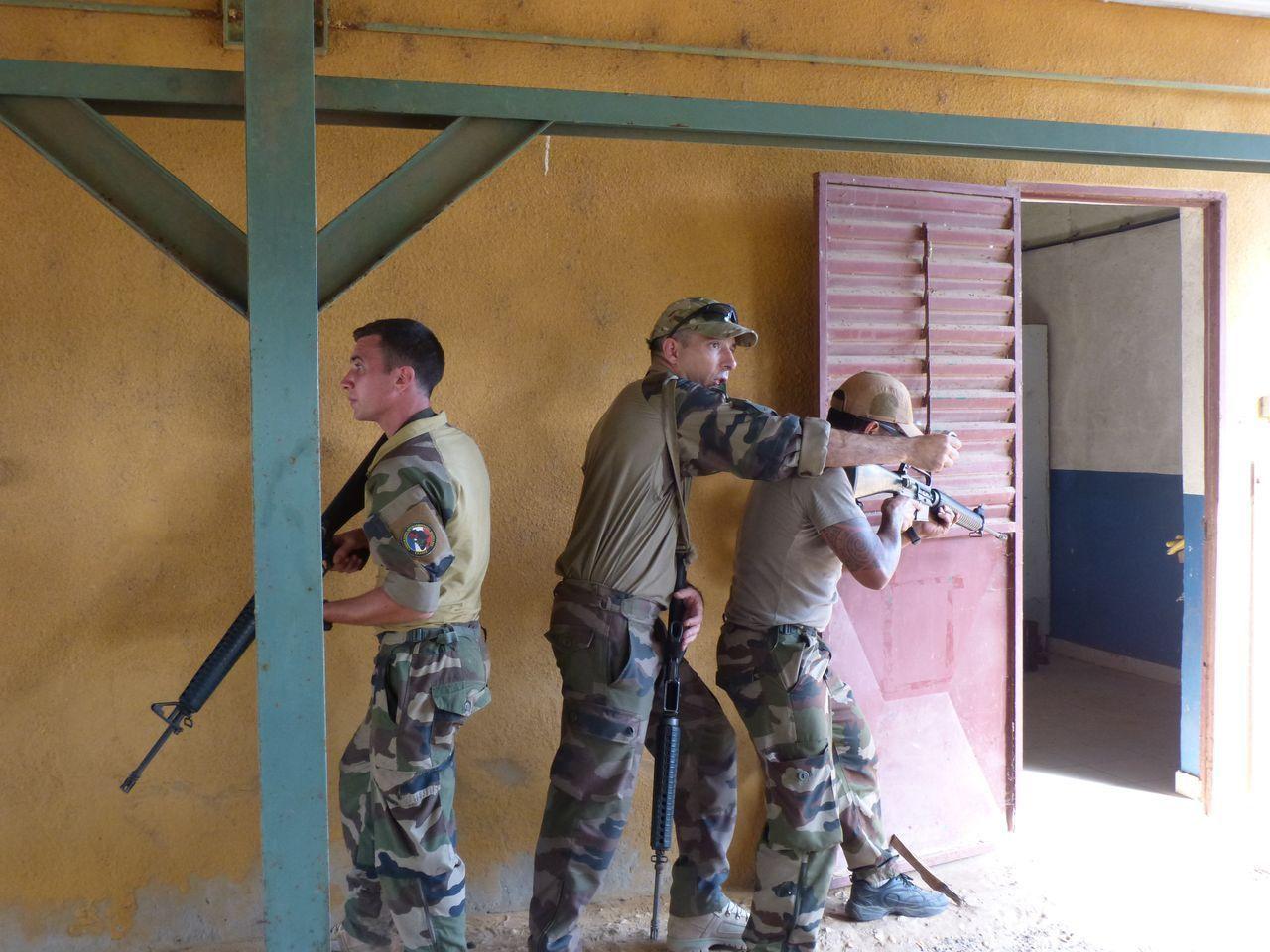 EFS : DIO aguerrissement à Toubacouta