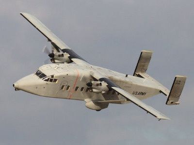 Djibouti to receive ex-US C-23 cargo aircraft