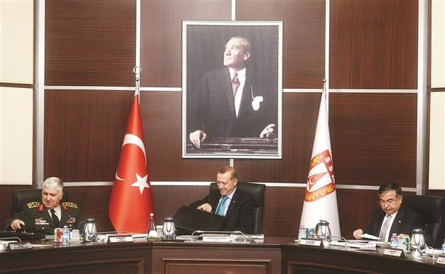 Turkey's Defense industry committee expected to discuss long-range missile project