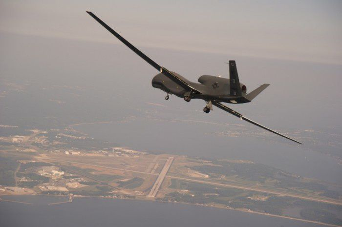 Northrop Claims New Record for Global Hawk UAV