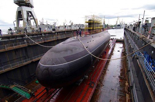 B-237 diesel-electric submarine Rostov-on-Don Photo Admiralty Shipyards