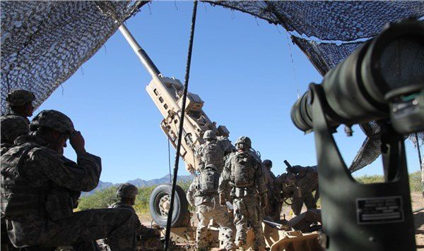 GD-Built WIN-T Increment 2 SNE Supports US Army Field Artillery Operations