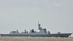 China Downplays Capabilities of New Type-055 Guided Missile Destroyer