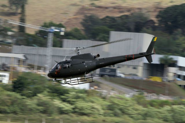 AS550 Fennec photo Felipe Christ - Helibras