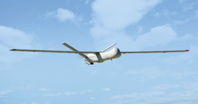 ThunderB Small Tactical UAV  - photo BlueBird