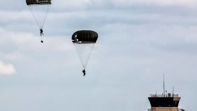 Jump Week at Yokota Air Base, Japan