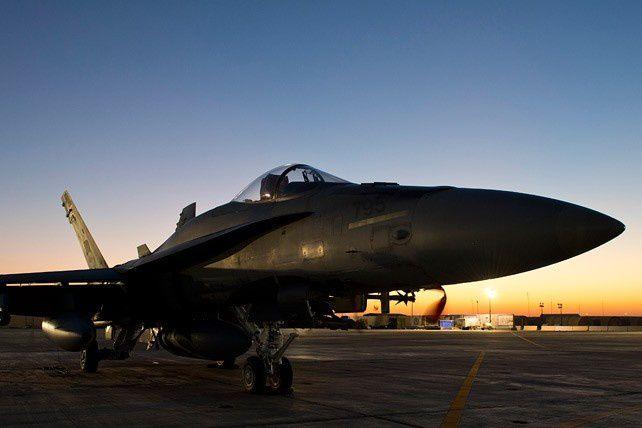 Opération Impact: les forces armées canadiennes ont frappé à Haditha et Baïji en Irak