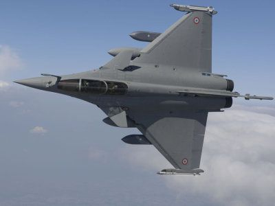 Egypt interested in purchasing Rafale fighters, FREMM frigates