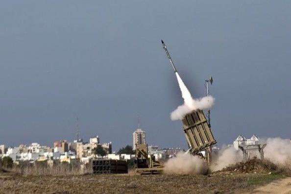 Israel deploys Iron Dome missile defense battery and additional troops on border with Syria