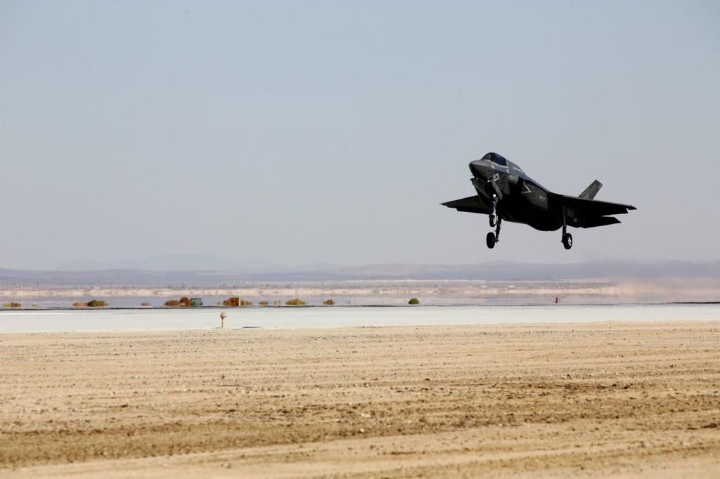 More questions about F-35 performance