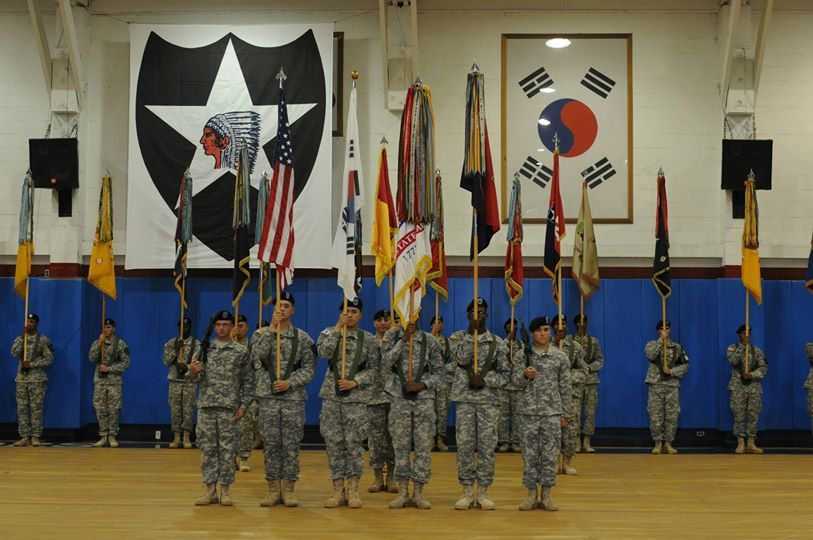 photo 2nd Infantry Division - US Army