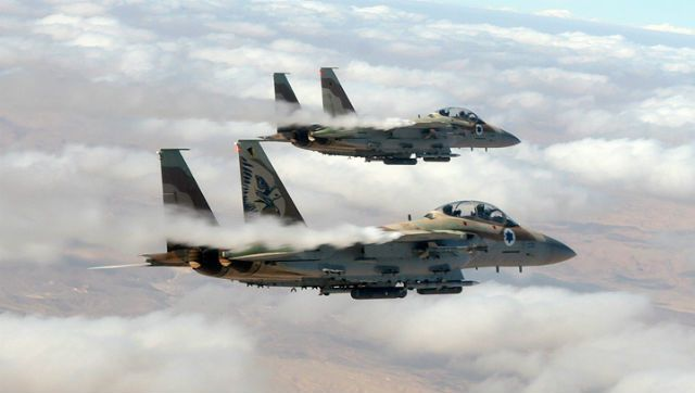 photo Israeli air force