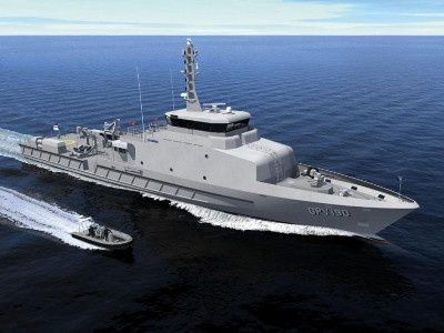 Senegal orders offshore patrol vessel