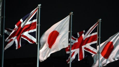 First ever UK-Japan Foreign and Defence ministers meeting
