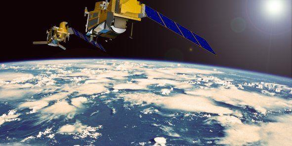 La fabuleuse année 2014 d'Airbus Space Systems