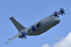 Ukrainian Armed Forces to use AN-70 military transport aircraft