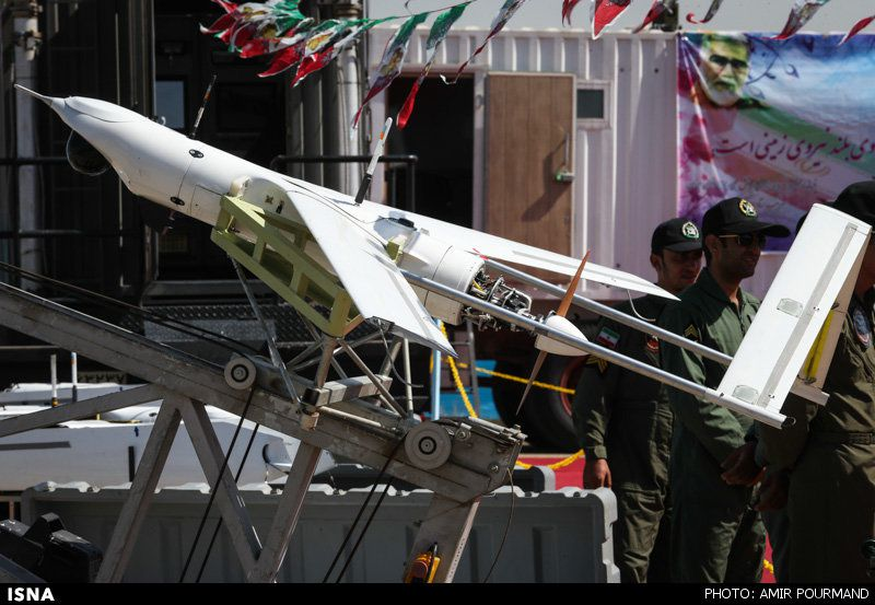 Iran Reinvents Cruise Missiles